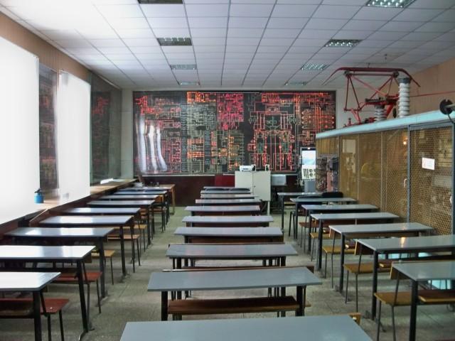 ВЛ-80т учебный класс в